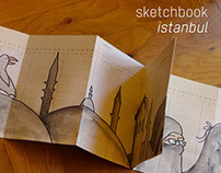 Istanbul sketchbook