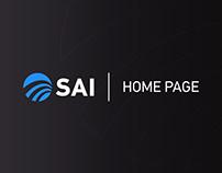 Produto SAI Homepage