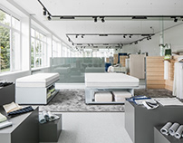 Bekaert Deslee Showroom