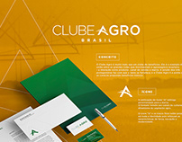 Branding - Clube Agro