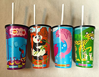 Smithsonian's National Zoo Collector's Cup Series