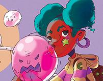 Mia & Bubbles