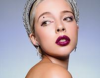 Beauty editorial for The Season @ Serdika center