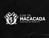 Ilha da Macacada - Mascot Redesign
