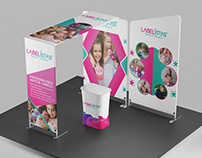 Trade Show Booth Banner For an Event