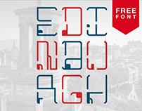 Eidyn Citype | Free Font