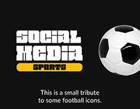SOCIAL MEDIA - SPORTS
