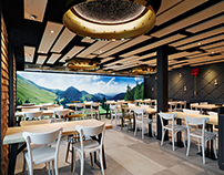 """Tivoli"" Restaurant"