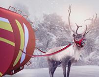 Frank Wurst - Christmas post