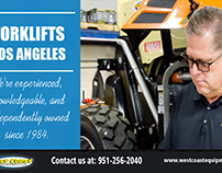 Forklifts in Los Angeles