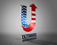 Ultimate International Logo