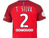 Goedkope Thiago Silva voetbaltenues kopen 2016/17