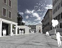 Piazza Damiano Chiesa, Rovereto