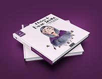 """II. Livro Infantil / """"A história da Bruxa Zarolha"""""""