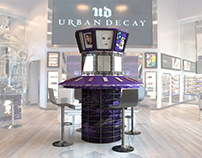 Urban Decay - Cosmetics Tester Bar