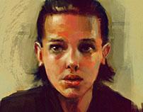 Punk Eleven Portrait