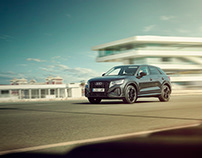 AUDI Q2 - Shoot & Retouching
