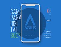 Agilis · 360º Campaign Design