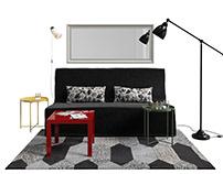 3D Modeling & Visualization of IKEA Sets