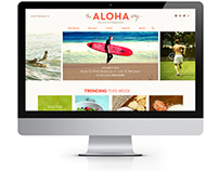 The ALOHA Magazine