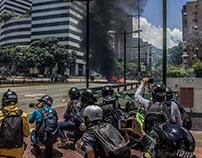 Protests in Venezuela 2017