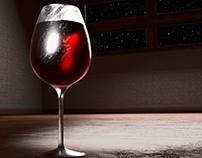 Wine glass practice