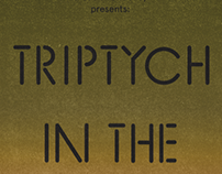 Rattleback: Triptych in the Cities