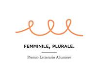 Femminile, plurale.