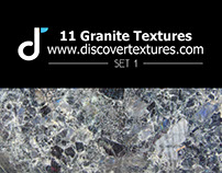 Set of granite texture 1
