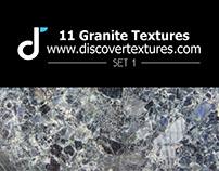 Set of granite texture 1