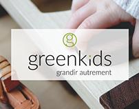 Identité visuelle - Greenkids