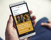 Tilburg University — Online Identity & Webdesign