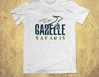Gazelle Safaris / Branding Project