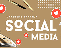 Caroline Laranja | Social Media