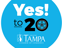 Yes to 20 Campaign