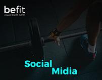 Social Midia | Befit