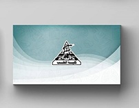 Business card design for Egyptian Faculty of Medicine