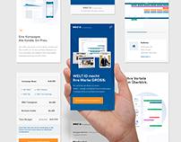 WELT.DE | B2B | UX UI Online Tool