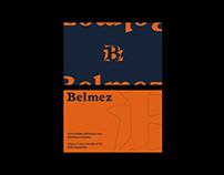 Isotype design - Belmez Attitude
