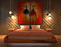bedroom # interior design # furniture design