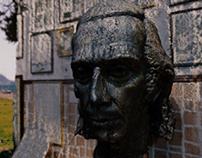 Busto Paco de Lucía