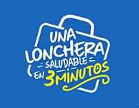 UNA LONCHERA SALUDABLE - Nestlé