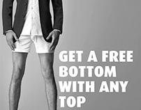 Free bottom | Press Ad