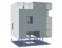 House №3. Cube