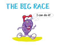 THE BIG RACE