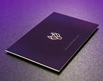 Wolf and Koi - branding + web