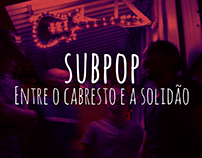 SUBPOP - Entre o cabresto e a solidão / lyric video