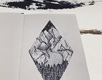 Mountain • Illustration