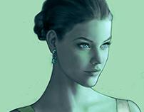 One Portrait Everyday - Part 4