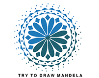 first time to draw mandela